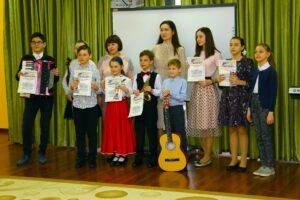 Неделя музыки для детей и юношества